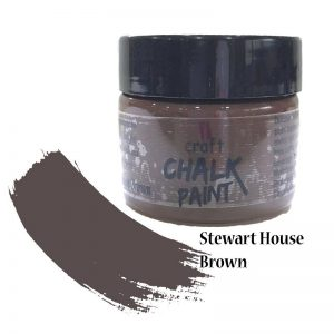 I Craft Chalk Paint - Stewart House Brown 100ml