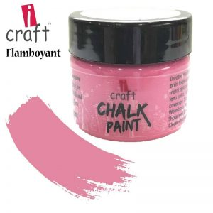 I Craft Chalk Paint - Flamboyant Rani 100ml