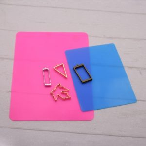 Pink Silicone Mat