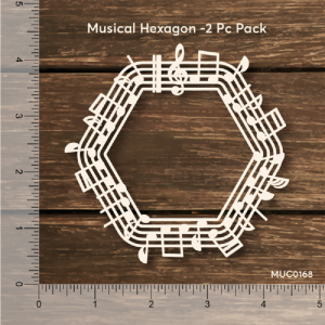 Musical Hexagon Mudra Chipzeb