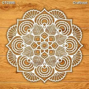 Craftreat Chiplets - Mandala 1