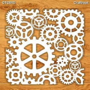 Craftreat Chiplets - Gears