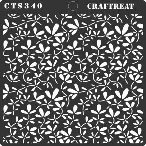 CrafTreat Stencil - Foliage1