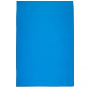 Blue Colour Foam Sheets Pack