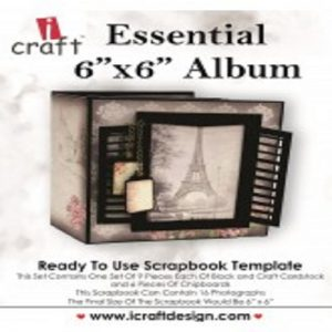 Icraft - Essential 6x6 Album