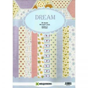 Dream Pattern Paper Pack