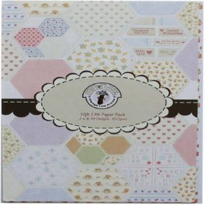 Mr.DIY Pattern Paper Pack
