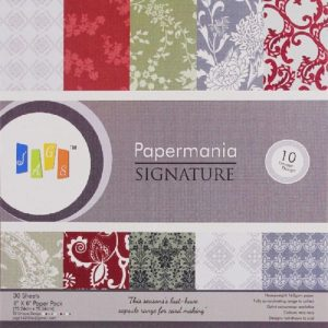 Signature 6x6 Pattern Paper Pack