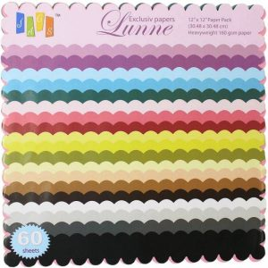 Exclusive Lunne 12X12 Pattern Paper Pack