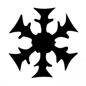 JEF Snowflake Style 2 Punch