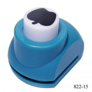 JEF Apple Shape Punch