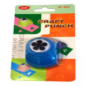JEF 5 Petal Flower Shape Punch