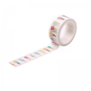 Cone Icecream Washi Tape