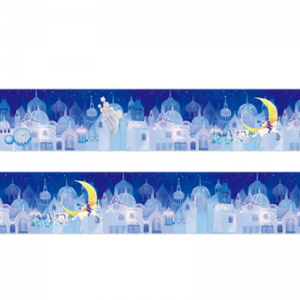 Arabian Theme Washi Tape