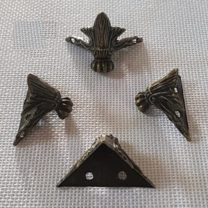 Antique Bronze Metal Corners