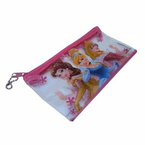 Princess Printed Small Pencil Pouches