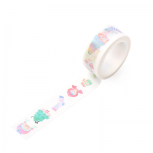 Multi Design Doll Washi Tape