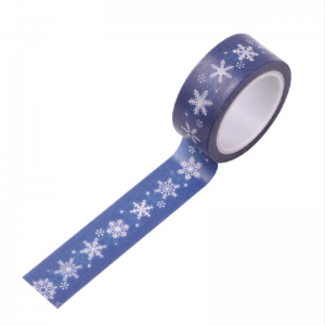 Snowflake, Flower Washi Tape