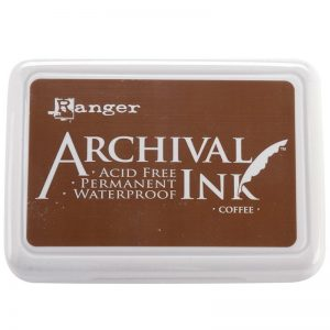 Ranger - Archival Coffee Ink Pad