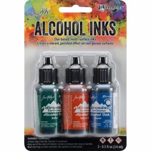 Ranger Alcohol Inks - Rustic Lodge