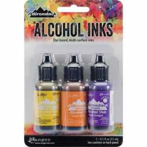 Ranger Alcohol Inks -  Summit View