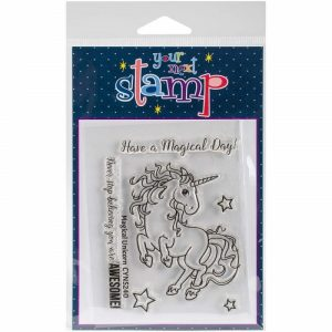 Your Next Stamp Magical Unicorn Clear Stamps