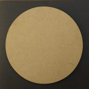 MDF Rounds -10 Inches