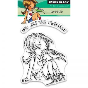 Penny Black Clear Stamps - Tweetie