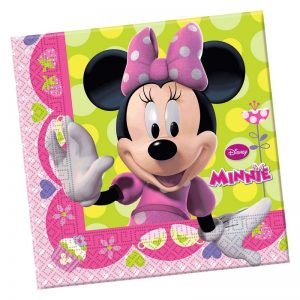 Minnie Bowtique Decoupage Napkin