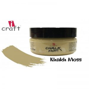 I Craft Chalk Paint - Khakh Moss 100ml