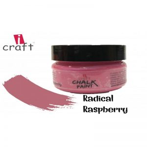 I Craft Chalk Paint - Radical Raspberry 100ml