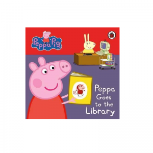 Peppa Goes to the Library by Peppa Pig