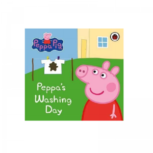 Peppa's Washing Day  by Peppa Pig
