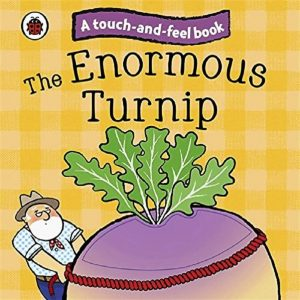 The Enormous Turnip Ladybird Touch and Feel Fairy Tales by Ladybird