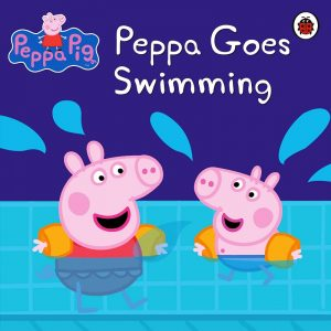 Peppa Goes Swimming by Peppa Pig