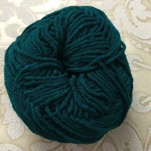 Bottle Green Yarn Wool