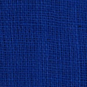 Gift Packing Jute Sheet - Blue