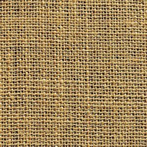 Gift Packing Jute Sheet - Nature With Black Shades