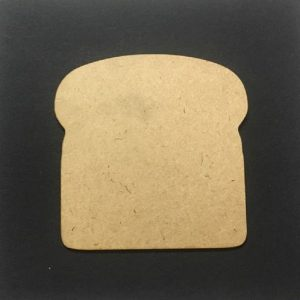 MDF Bread Style 2 - Set of 5