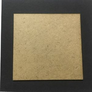 MDF Square - Set of 5