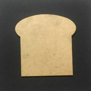 MDF Bread Style 1 - Set of 5