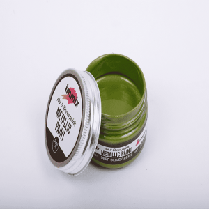 Metallic Paint - Deep Olive Green