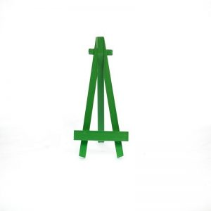 Wooden Easels - Green