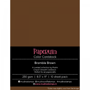 Bramble Brown-Paperum
