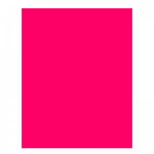 Craft Papers A4 - Fluorescent Pink