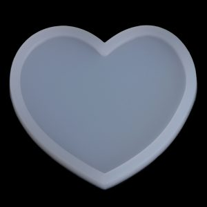Heart Shape Silicone Mould