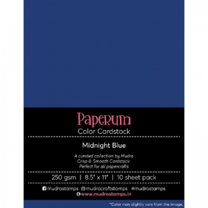 Midnight Blue-Paperum
