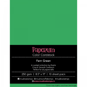 Fern Green-Paperum