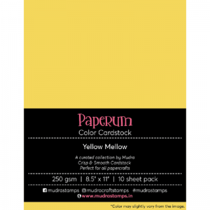Yellow Mellow-Paperum