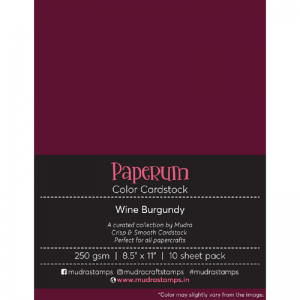 Wine Burgundy-Paperum